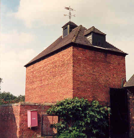 A dovecote at Blyth Hall, Shustoke | Warwickshire County Council