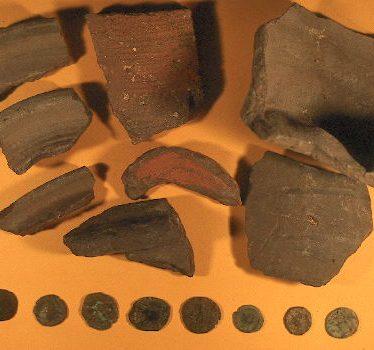 Site of Roman Settlement 300m E of Banbury Road Fm