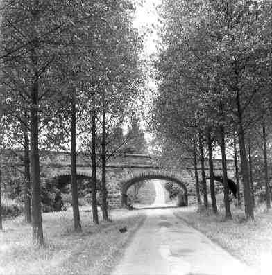 A railway bridge at Umberslade, Tanworth in Arden | Warwickshire County Council