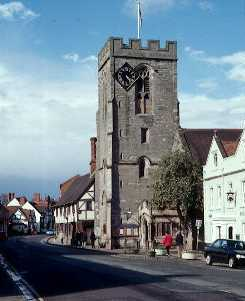 Church of St John the Baptist, Henley-in-Arden