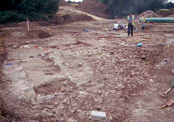 Excavation of Goldicote Deserted Medieval Settlement, Alderminster | Warwickshire County Council