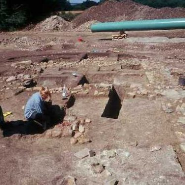 Excavations at Goldicote medieval deserted settlement, Alderminster | Warwickshire County Council