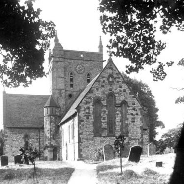 Church of St Mary and Holy Cross, Alderminster