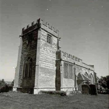 Church of All Saints, Weston on Avon