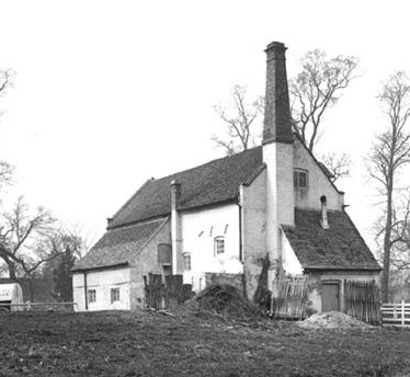 Watermill to NE of Manor House, Clifford Chambers