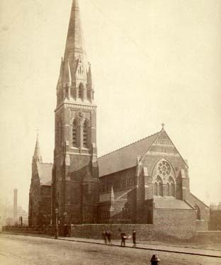 Church of St Paul, Leicester Street, Leamington Spa