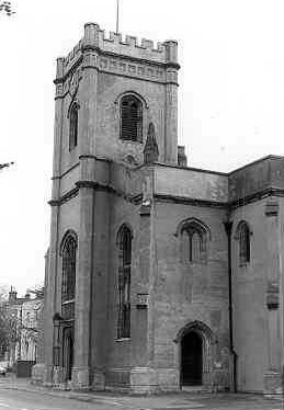 Church of St Mary, St Mary's Road, Leamington Spa