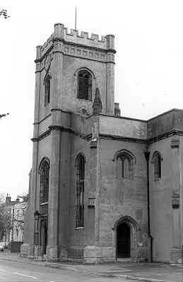 St Mary's Church, Leamington Spa | Warwickshire County Council