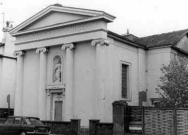 Roman Catholic Chapel of St Peter, George Street, Leamington Spa