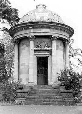 Jephson Memorial, Jephson Gardens, Leamington Spa
