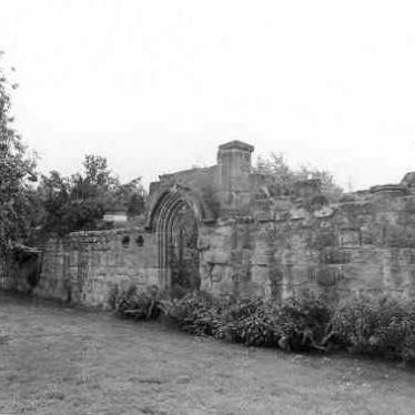 Merevale Abbey Frater