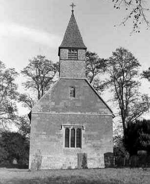 St Mary's church, Whitchurch | Warwickshire County Council