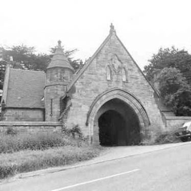 Gatehouse of Church of St Mary, Merevale