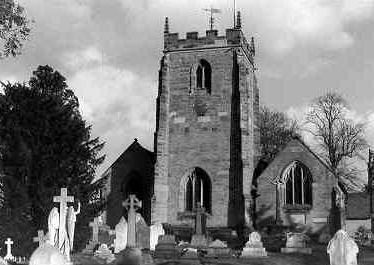 Church of St Mary Magdalene, Lillington