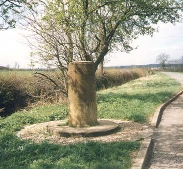 Modern Memorial to Battle of Edge Hill