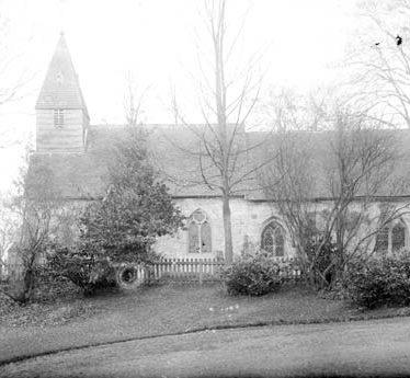 Church of St Mary, Kinwarton