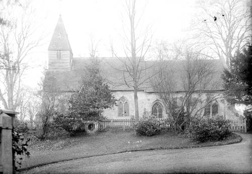 The Church of St. Mary, Kinwarton   Warwickshire County Council