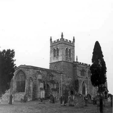 Church of St Peter, Wootton Wawen