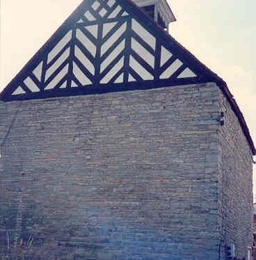 Wootton Hall Dovecote, Wootton Wawen