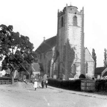 Holy Trinity Church, Long Itchington