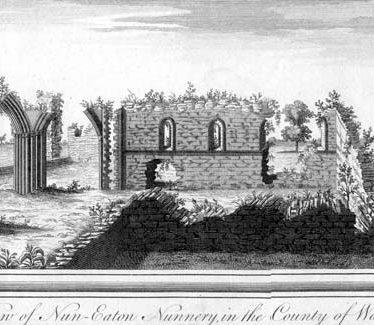 Priory of St Mary, Nuneaton.
