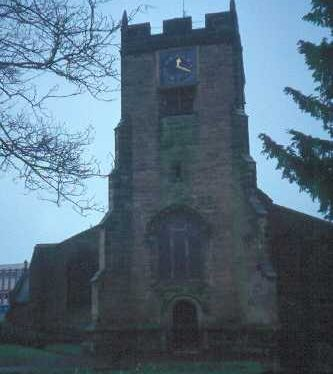 Church of All Saints, Bedworth