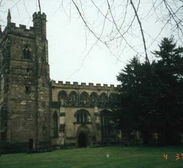 Church of St Nicholas, Nuneaton