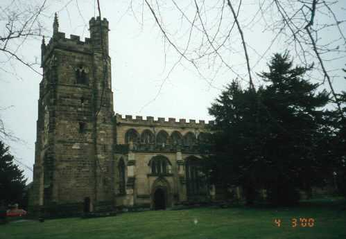 St Nicholas' Church, Nuneaton   Warwickshire County Council