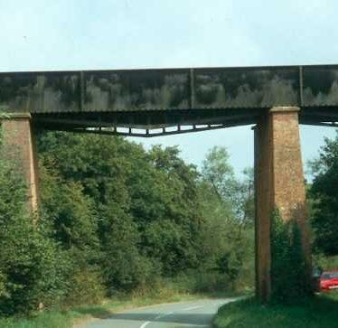 Edstone Aqueduct in Wootten Wawen. | Warwickshire County Council