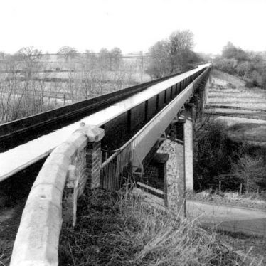 Edstone Aqueduct on the Stratford on Avon to Birmingham Canal   Warwickshire County Council