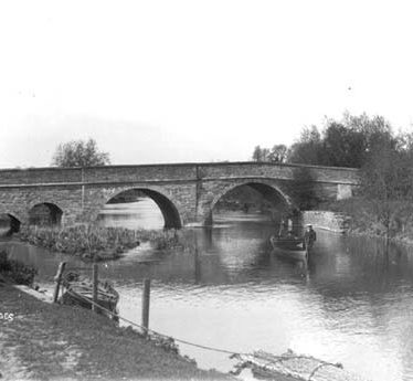 Medieval Bridge, Binton Bridges