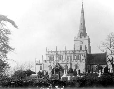 St. Mary's Church, Lapworth | Warwickshire County Council