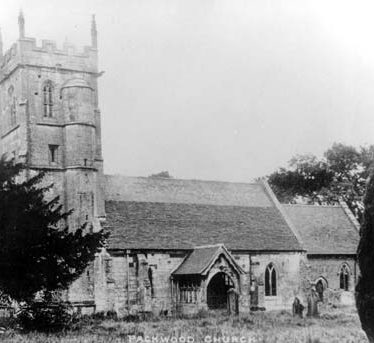 Church of St Giles, Packwood