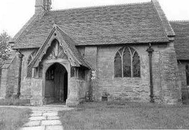 Church of Holy Trinity, Norton Lindsey