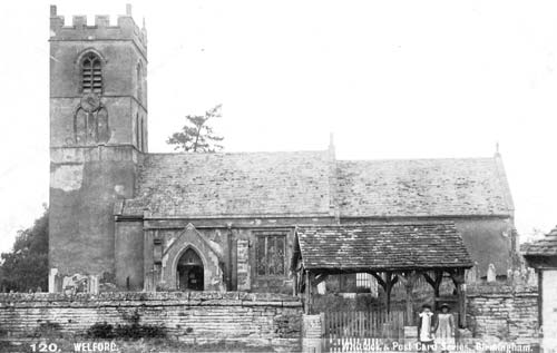St. Peter's Church, Welford on Avon | Warwickshire County Council