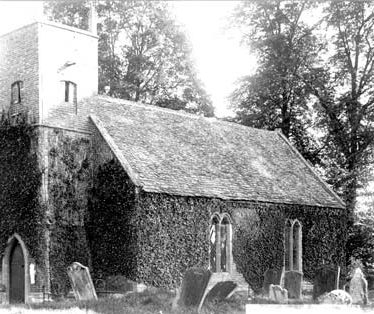 St. Peter's Church, Dorsington