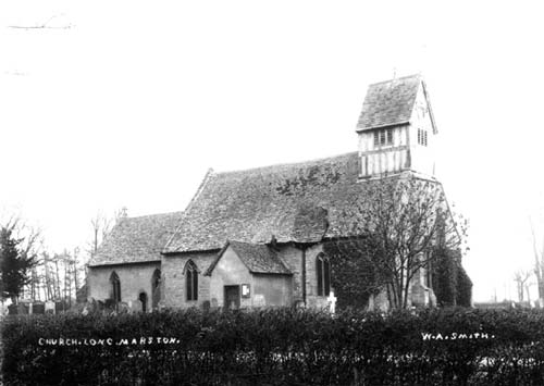 The Church of St. James, Long Marston | Warwickshire County Council