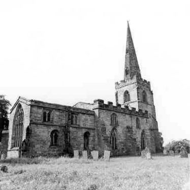 Church of St Mary, Newton Regis