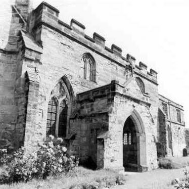 South Porch, St Mary's Church, Newton Regis, North Warwickshire | Warwickshire County Council