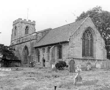 Church of St Wilfred, Arley