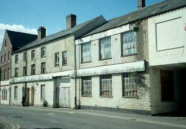 Atherstone Hat Factory