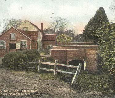 Arbury Mill