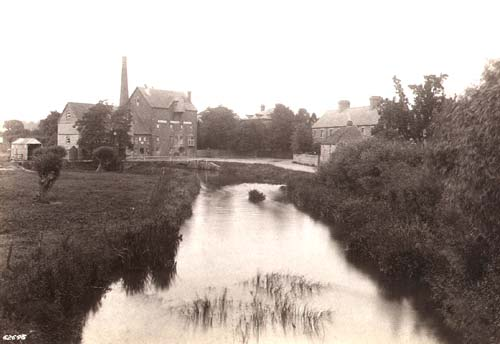 A view of Broom Mill, Bidford on Avon | Warwickshire County Council