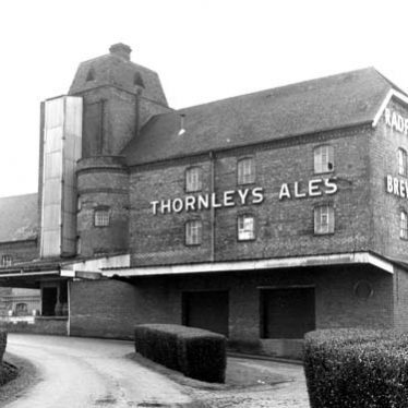 Site of Thornley's Brewery, Radford Road