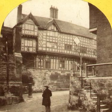 Lord Leycester Hospital, High Street, Warwick