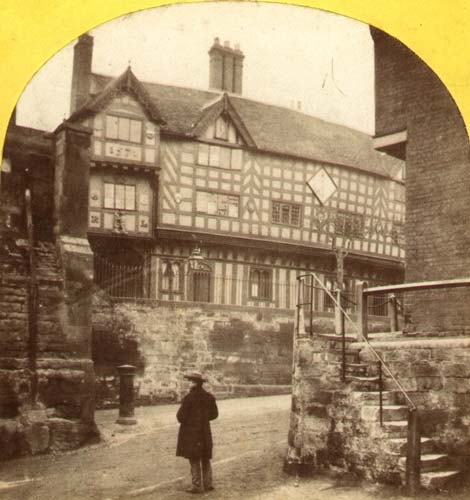 The Lord Leycester Hospital, Warwick | Warwickshire County Council