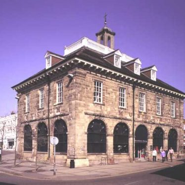 The Market Hall Museum, Warwick, 2001. | Image courtesy of Warwickshire County Council