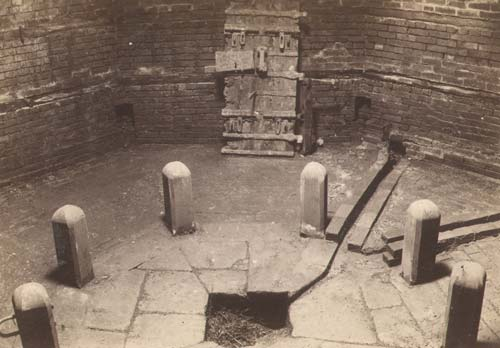 The dungeon at the old gaol in Northgate Street, Warwick | Warwickshire County Council