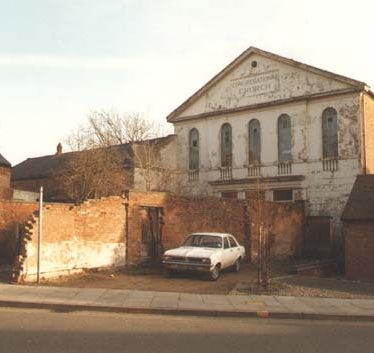 Brook Street Congregational Church, Warwick