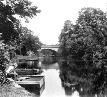 Castle Bridge, Warwick